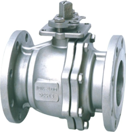 ANSI Class 150 Flanged Ball Valve 2 Inch Motor Operated ASME B16.5