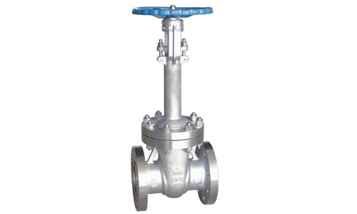 Expanding Bolted Bonnet Flanged Gate Valve Flexible Wedge ANSI 300 LB