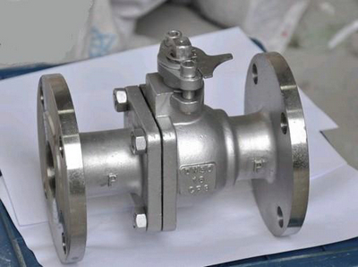 API 6D 2 Inch 150LB Carbon Steel Floating Ball Valves For Water / Oil / Gas