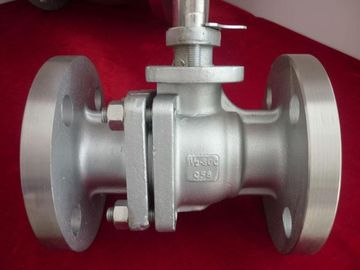 China ANSI Class 150 Flanged Ball Valve 2 Inch Motor Operated ASME B16.5 supplier