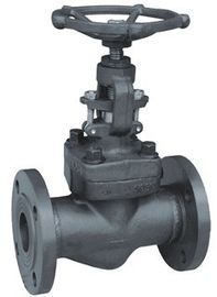 China Self - Sealed RF Flanged Irrigation OS And Y Gate Valve Solid Wedge Type supplier