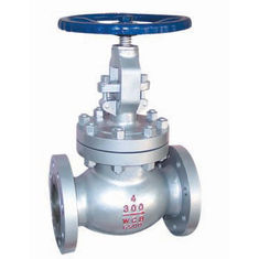China Outside Screw And Yoke Flanged Globe Valve , 6'' Full Bore Globe Valve supplier