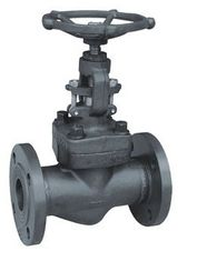 China ANSI Standard 2 Inch Welded Bonnet Gate Valve Class 2000 Forged A105N supplier