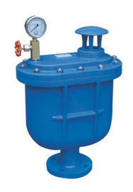 China Sewage Combination 2 Air Release Valve Stainless API 598 Standard supplier