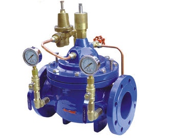 China Water Hydraulic Pressure Flow Control Valve Diaphragm Actuator supplier