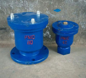 China Safety Low Pressure Air Relief Valve , Automatic Air Release Valve supplier