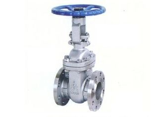 China API 600 Flanged Carbon Steel Gate Valve Handwheel Operated for Water / Oil / Gas supplier