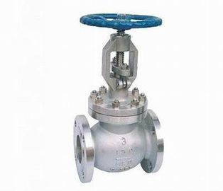 China Water / Oil / Gas Flanged Globe Valve Class 300LB ASME B16.5 ASME B16.34 supplier