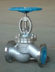 China GB Standard DN100 Flanged Connection Globe Valves Stainless Steel Globe Valve PN16 supplier