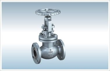 China ANSI Standard Cast Steel Flanged Industrial Globe Valves For Oil / Chemial Industry supplier