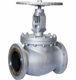 China 8 inch Class 150 Cast Steel Bolted Bonnet  Flanged Globe Valve API 6D Standard supplier