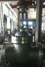 China High Pressure Class 900 API 6D CF3M Flanged Globe Valve Cast Steel Globe Valve supplier