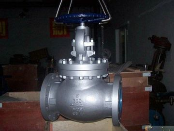 China API/ANSI CLASS 150LB/300LB/600LB Flanged Globe Valve With Rising Stem supplier