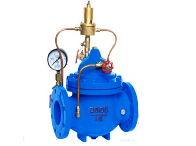 Ss diaphragm actuated pressure sustaining valve auto control dn600 ccuart Image collections