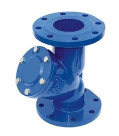 China 6 Inch Pressure Y Type Strainers , Cast Iron Flanged Water Y Strainer distributor