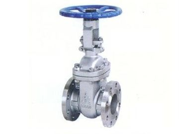 China API 600 Flanged Carbon Steel Gate Valve Handwheel Operated for Water / Oil / Gas distributor